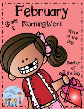 February Morning Work For Grade 2