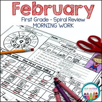 February Morning Work Grade One