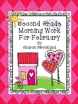 Morning Work For February