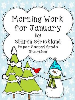 Morning Work For January