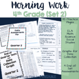 Morning Work - Grade 4 - Quarter 3