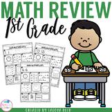 Math Review First Grade