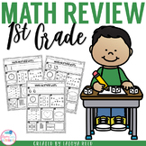 Math Review First Grade