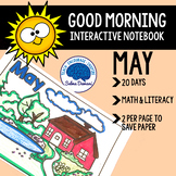 Morning Work - Interactive Notebook May (20 days)