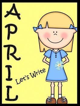 Morning Work Journal: April