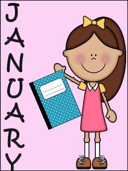 Morning Work Journal: January