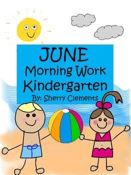 June Morning Work