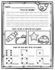 Morning Work ((Kindergarten)) August/September Beginning of School Year