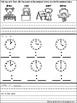 Morning Work - Wonders Unit 7 Weeks 2 Kinder (literacy and math) SAT PREP
