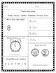 Spiral Review: First Grade