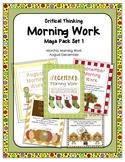 Morning Work Mega Pack 1