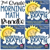 3rd Grade Morning Work Bundle | Entire Year