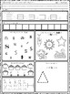 Kindergarten Morning Work October Pack #Spirales #40pages