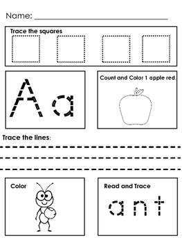 original 2444202 4 - Free Morning Work For Kindergarten