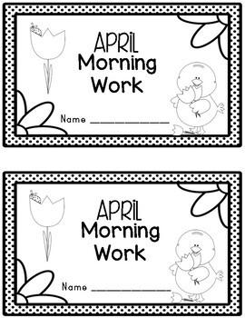 April Morning Work Quick Warm Ups