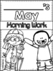 Morning Work: Second Grade May Packet
