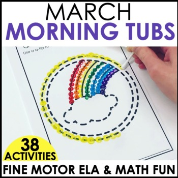 Morning Work Stations - March