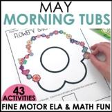 Morning Work Stations - May