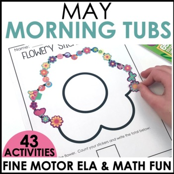 Morning Work Stations - May