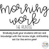 Morning Work: The Bundle