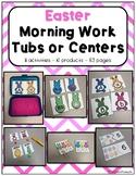 Morning Work Tubs (April)