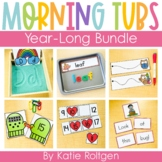 Morning Tubs for Kindergarten Bundle