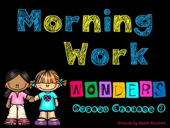 Morning Work Wonders Spring Edition 2