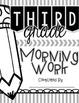 Morning Work Workbook