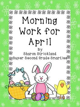 Morning Work for April