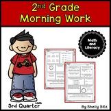 Morning Work for Second Grade (Third Quarter)