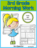 Morning Work for Third Grade (Third Quarter)