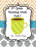 Journey's Unit 1 Morning Work Second Grade