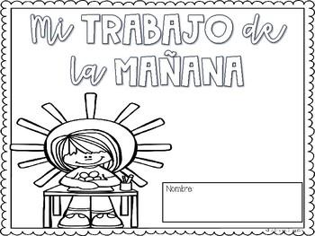 Morning Work in Spanish