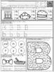 Mornings Made Easy! Kindergarten Morning Work by Tweet Resources SET TWO