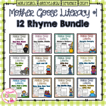 Mornings with Mother Goose: 10 Rhyme Bundle