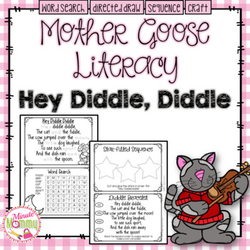 Morning Work with Mother Goose: Hey Diddle Diddle