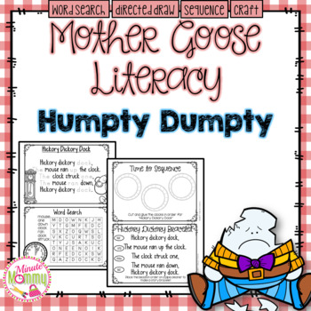 Morning Work with Mother Goose: Humpty Dumpty