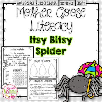 Mornings with Mother Goose: Itsy Bitsy Spider