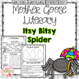 Morning Work with Mother Goose: Itsy Bitsy Spider
