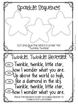 Mornings with Mother Goose: Twinkle, Twinkle Little Star