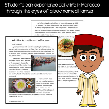 Morocco Country Study