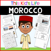 Morocco Country Study Distance Learning