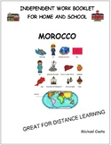 Morocco, Africa, fighting racism, distance learning, literacy (#1232)