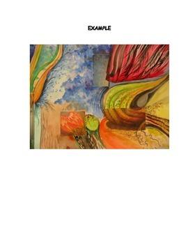 Morphed Paintings