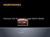 Morphemic Awareness for ELLs 5th through adult ed