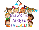 Morphemic Analysis Practice - Prefixes, Suffixes, Base Words - FREEBIE!