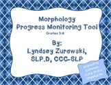 Morphology Progress Monitoring Tool