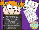 Morphology Ring-a-Lings: Bundle for Syntax