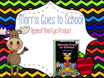 Morris Goes to School Mini book bundle
