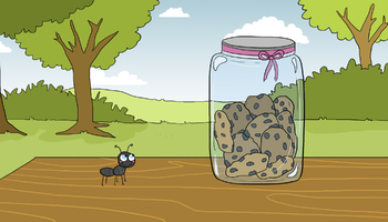 Morry and the Jar of Cookes   Audio Story for Kids